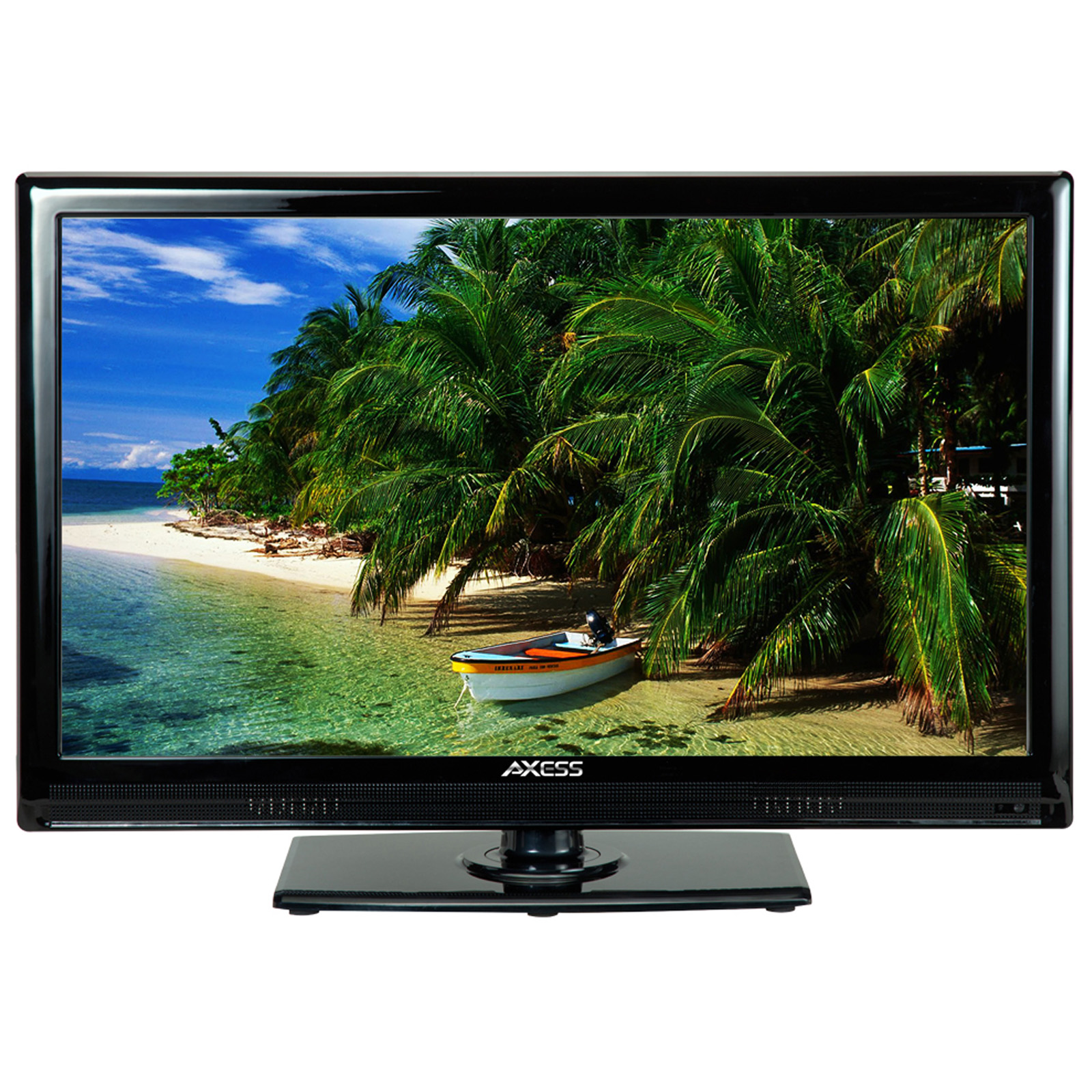 "19"" LED AC/DC Full HD TV with HDMI and USB (TV1701-19)"