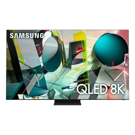 "SAMSUNG 75"" Class 8K Ultra HD (4320P) HDR Smart QLED TV QN75Q900T 2020"