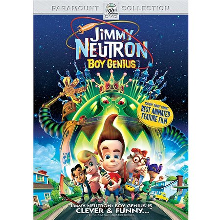 Jimmy Neutron: Boy Genius (Full Frame, Widescreen)