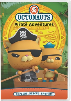 Octonauts: Pirate Adventures (DVD) by Octonauts(Actor), NCircle Entertainment(Director)Rated: G