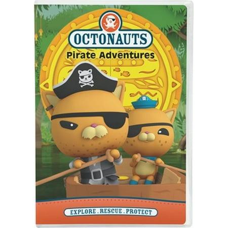 Octonauts: Pirate Adventures (DVD)