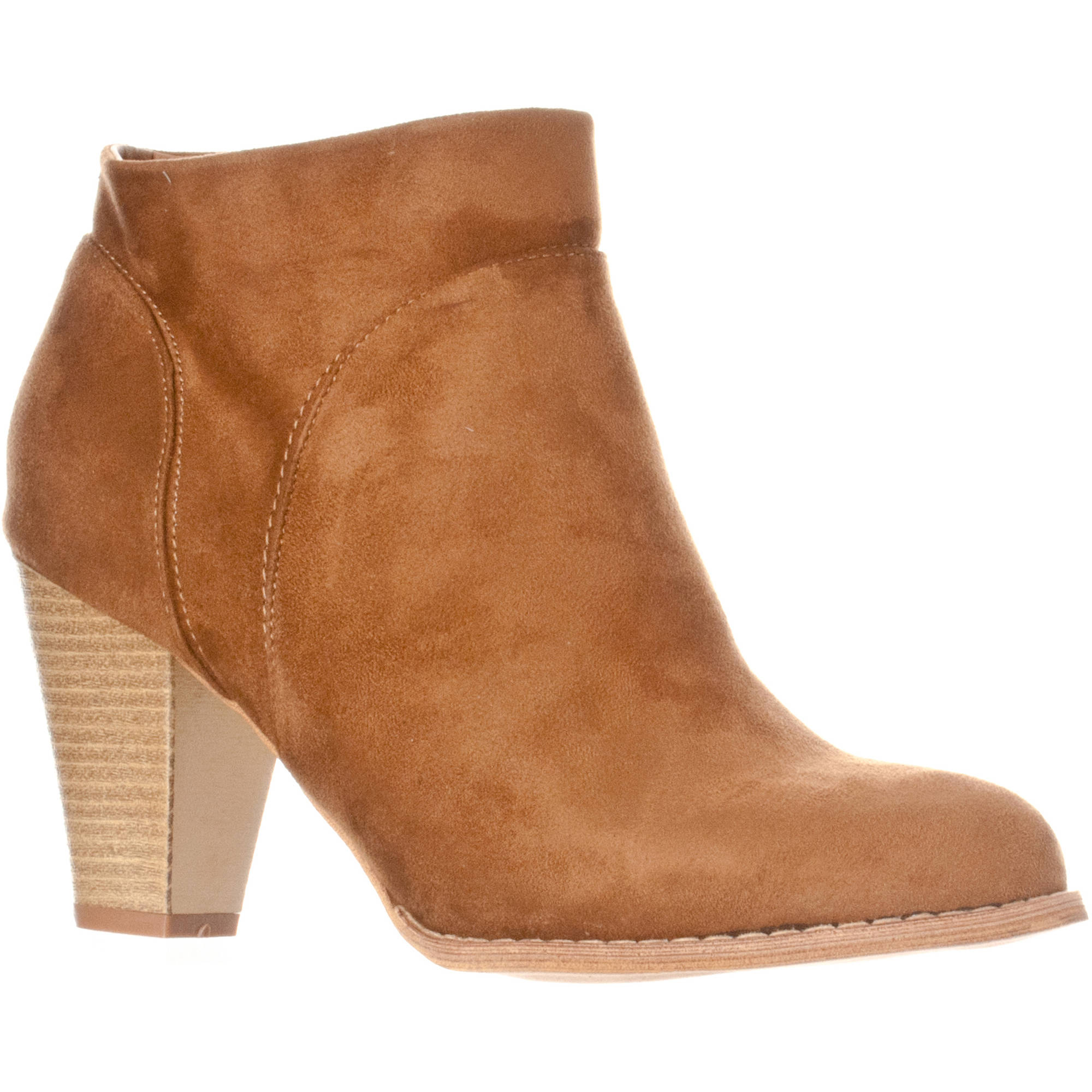 Riverberry Women's 'Chloe' Synthetic Suede Ankle Bootie