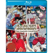 Inuyasha Complete Movies Collection (Blu-ray)