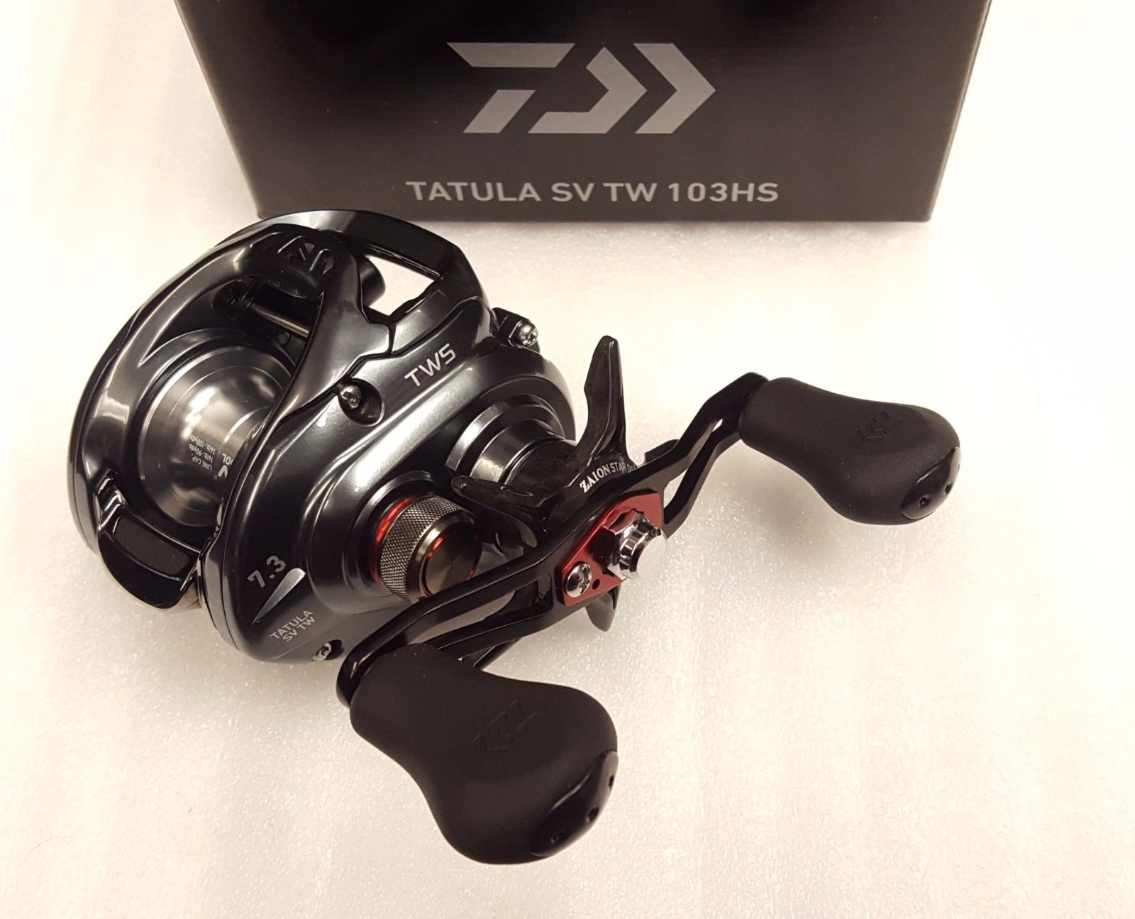 Daiwa Tatula SV TWS 7.3:1 Casting Reel TASV103HS