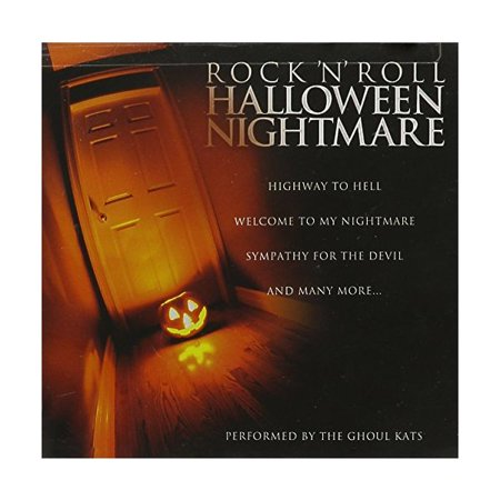 Rock N Roll Halloween Nightmare (Halloween Music Techno)