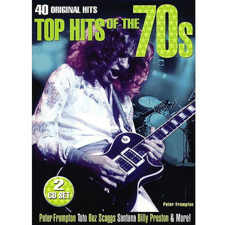 Pop Hits Of The 70's (2CD) - Halloween Albums From The 70's
