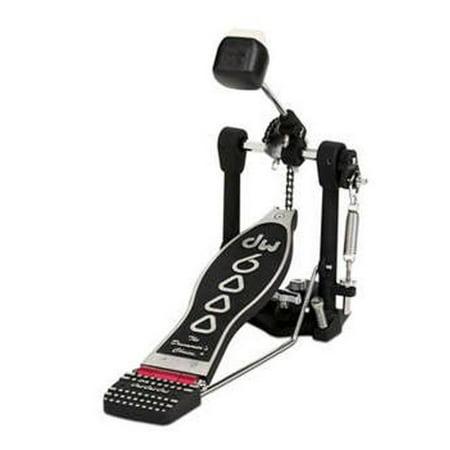 DW Drum Workshop 6000 Series AX Accelerator Single Bass Drum Pedal ()