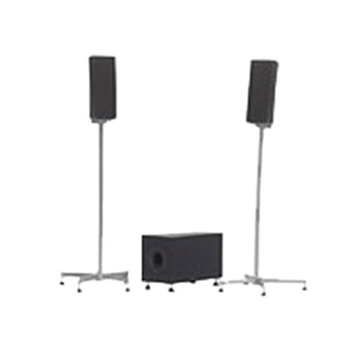 Polycom 2200-65878-001 Stereo Speaker Kit by Polycom