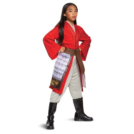 Costumes For Halloween Pinterest (Mulan Live Action Girls Deluxe Red Mulan Hero Dress Halloween)