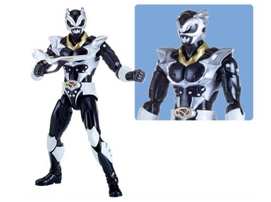 Bandai Power Rangers Legacy Collection SDCC 2018 Psycho Silver Ranger Exclusive Action... by