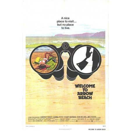 Posterazzi MOVIH5309 Welcome to Arrow Beach Movie Poster - 27 x 40 in. - image 1 of 1