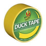 Color Duck Tape? Brand Duct Tape - Yellow, 1.88 in. x 20 yd
