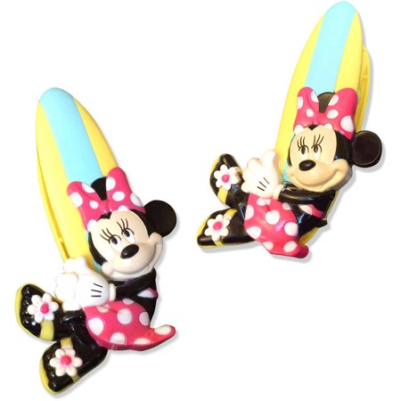 O2cool Minnie Mouse Boca Beach Towel Clip