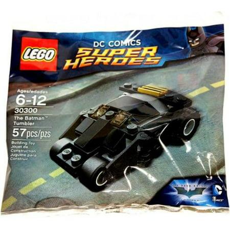 LEGO DCWalmartics Super Heroes Set #30300 Batman Tumbler [Bagged], Build a mini-scale LEGO The Batman Tumbler vehicle! By (Lego Hero Factory Brain Attack For Sale)
