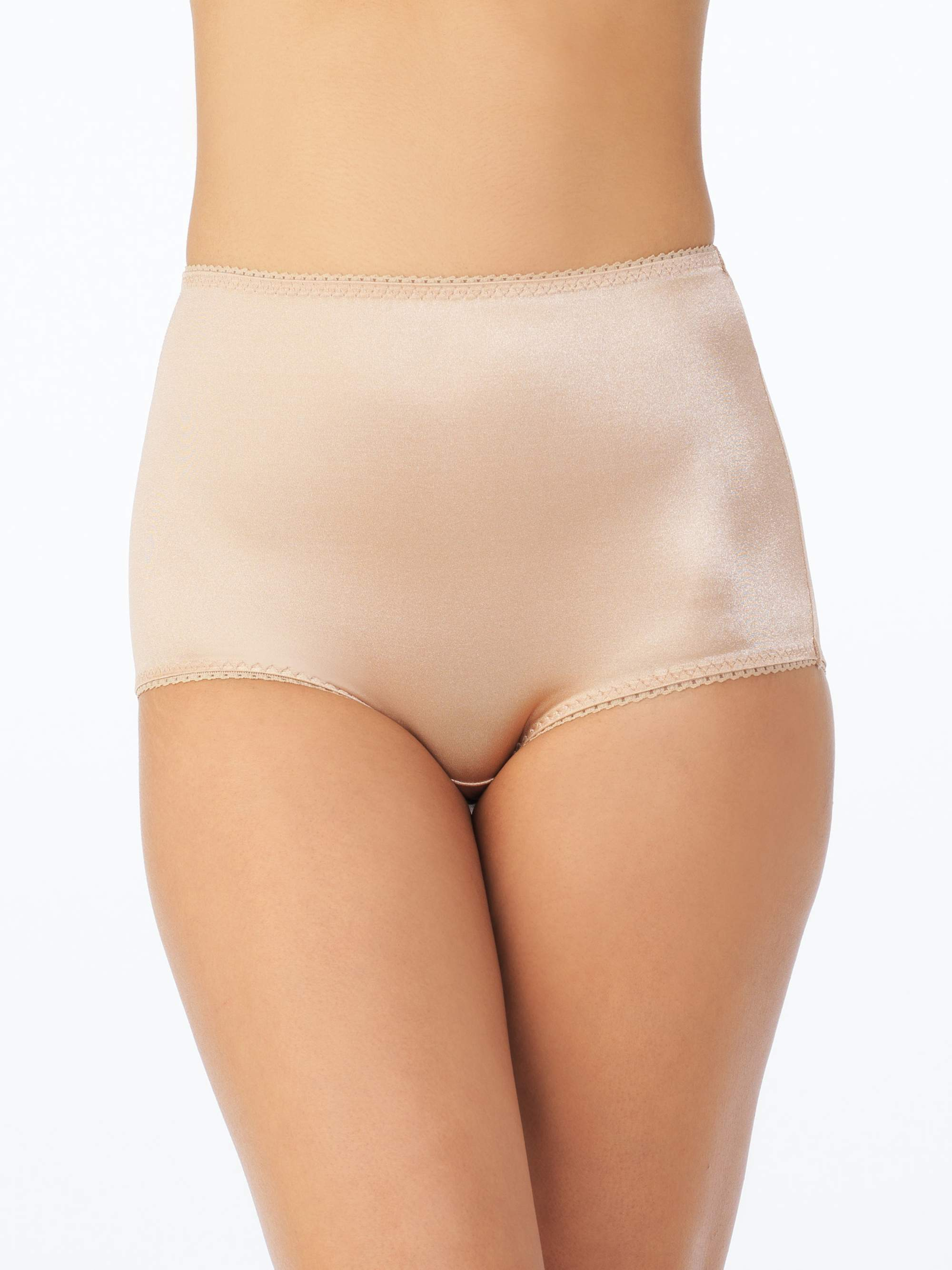 Women's Undershapers Light Control Brief Panties, style 40001