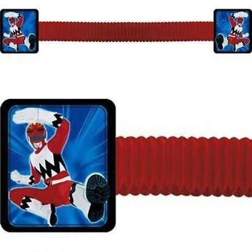 Power Rangers Honeycomb Banner (1ct)