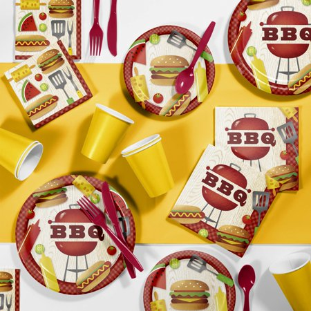 BBQ Time Party Supplies Kit](Bbq Party Ideas)