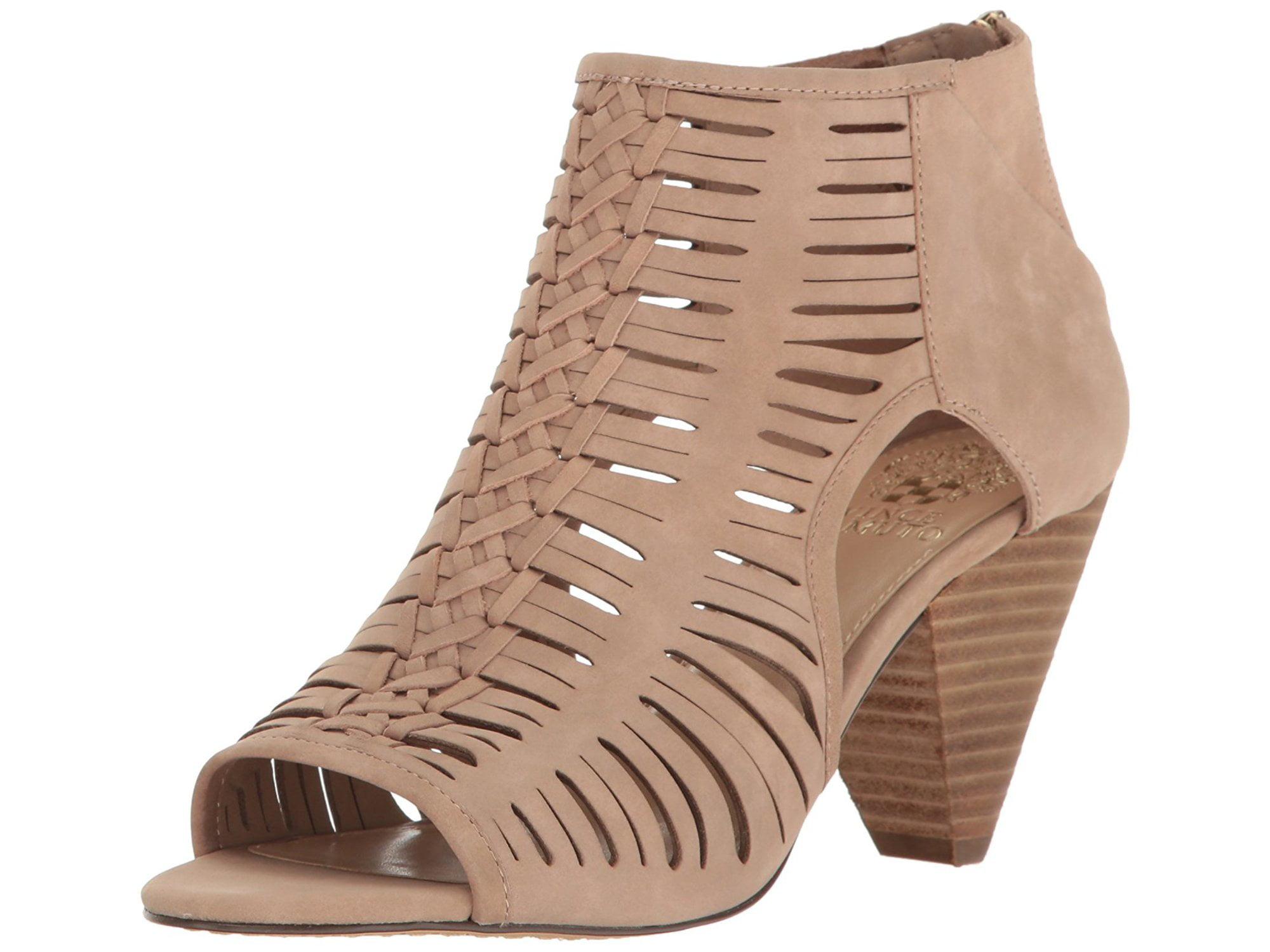 7d9b8332464e Vince Camuto Womens Eldora Open Toe Casual Ankle Strap