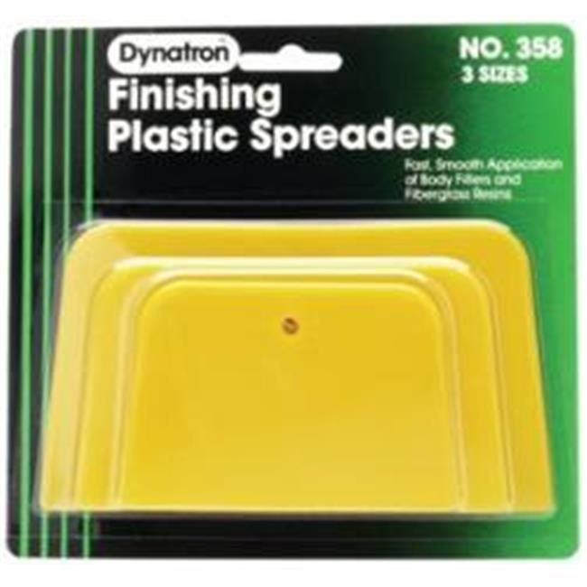 3M Dy358 Spreaders 3 x 4 3 Pack Yellow