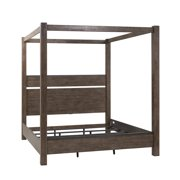 Liberty Furniture Queen Canopy Bed