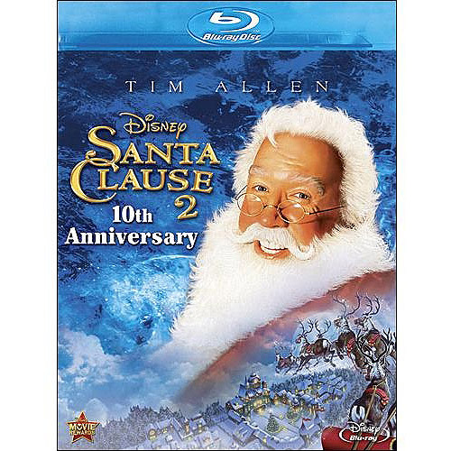 The Santa Clause 2: 10th Anniversary Edition (Blu-ray) (Widescreen)