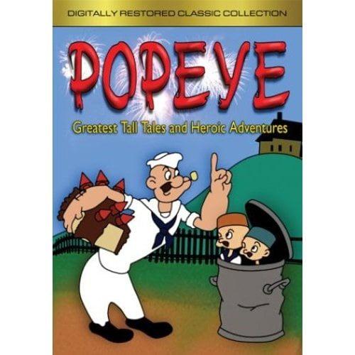 Popeye's Greatest Tall Tales