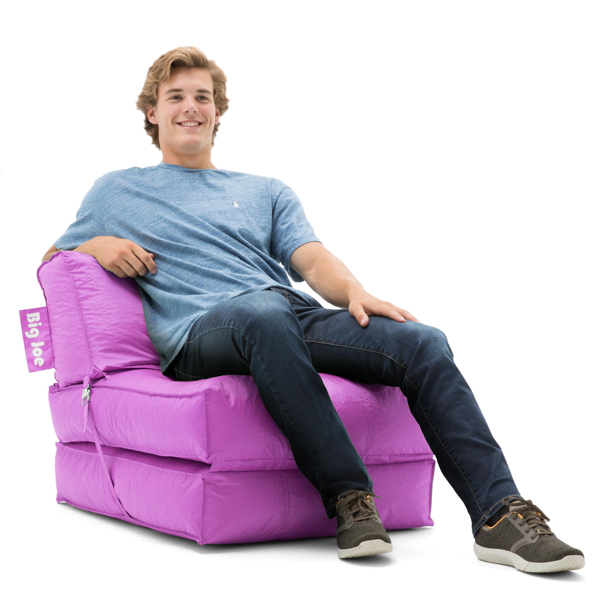 Big Joe Flip Lounger Beanbag Chair by Comfort Research