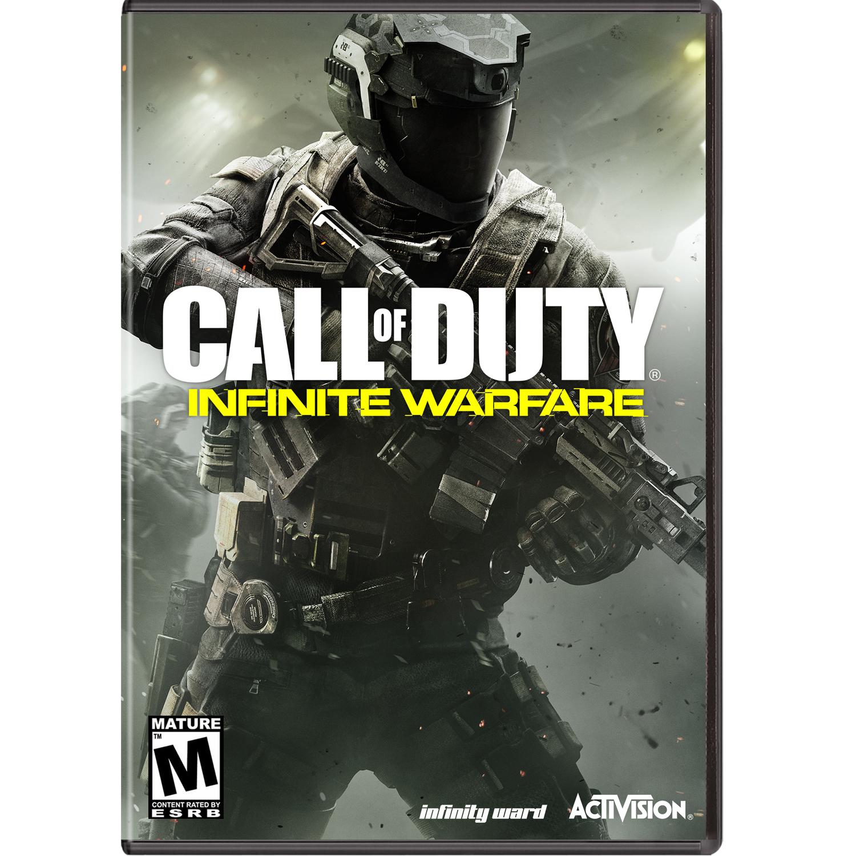 Call of Duty: Infinite Warfare, Activision, PC, 047875335370