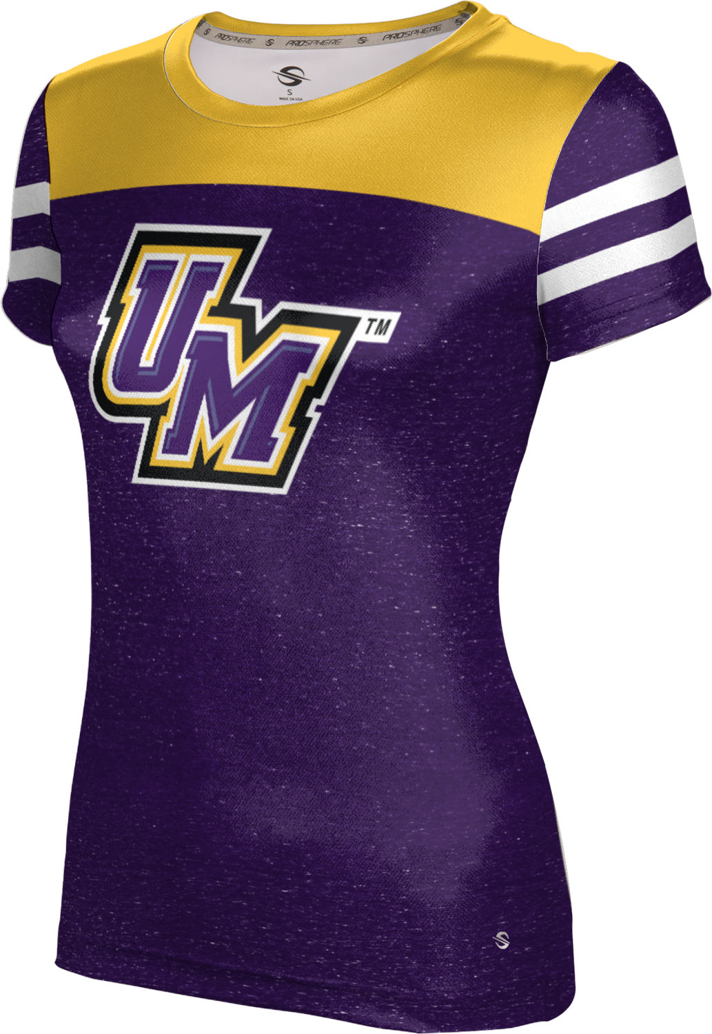 ProSphere Girls' University of Montevallo Gameday Tech Tee