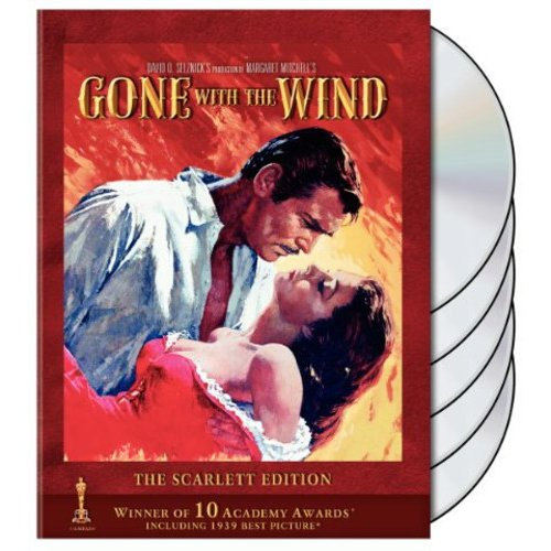 Gone With The Wind (The Scarlett Edition) (Full Frame)