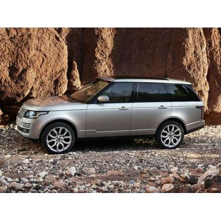 LAMINATED POSTER 2017 Land Rover Range Rover Car Poster Print 24x16 Adhesive Decal