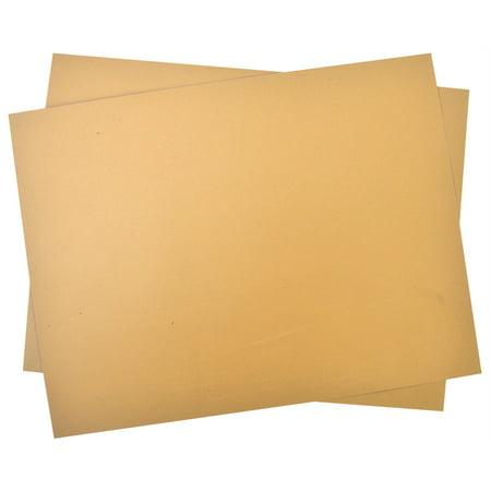 "Speedball 4"" x 6"" Unmounted Smokey Tan Linoleum Block"