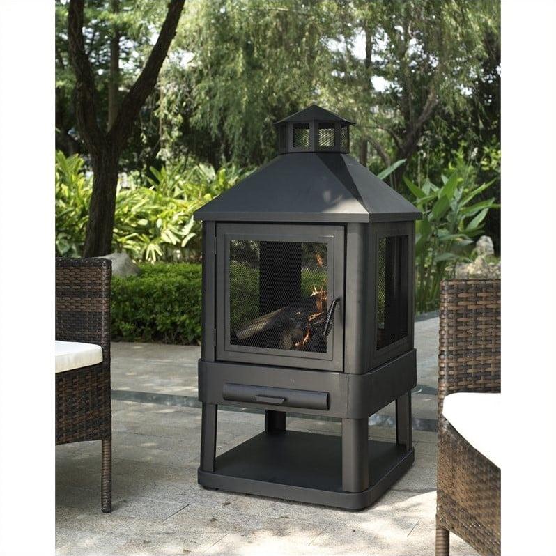 Crosley Monticello Firepit by Crosley Furniture