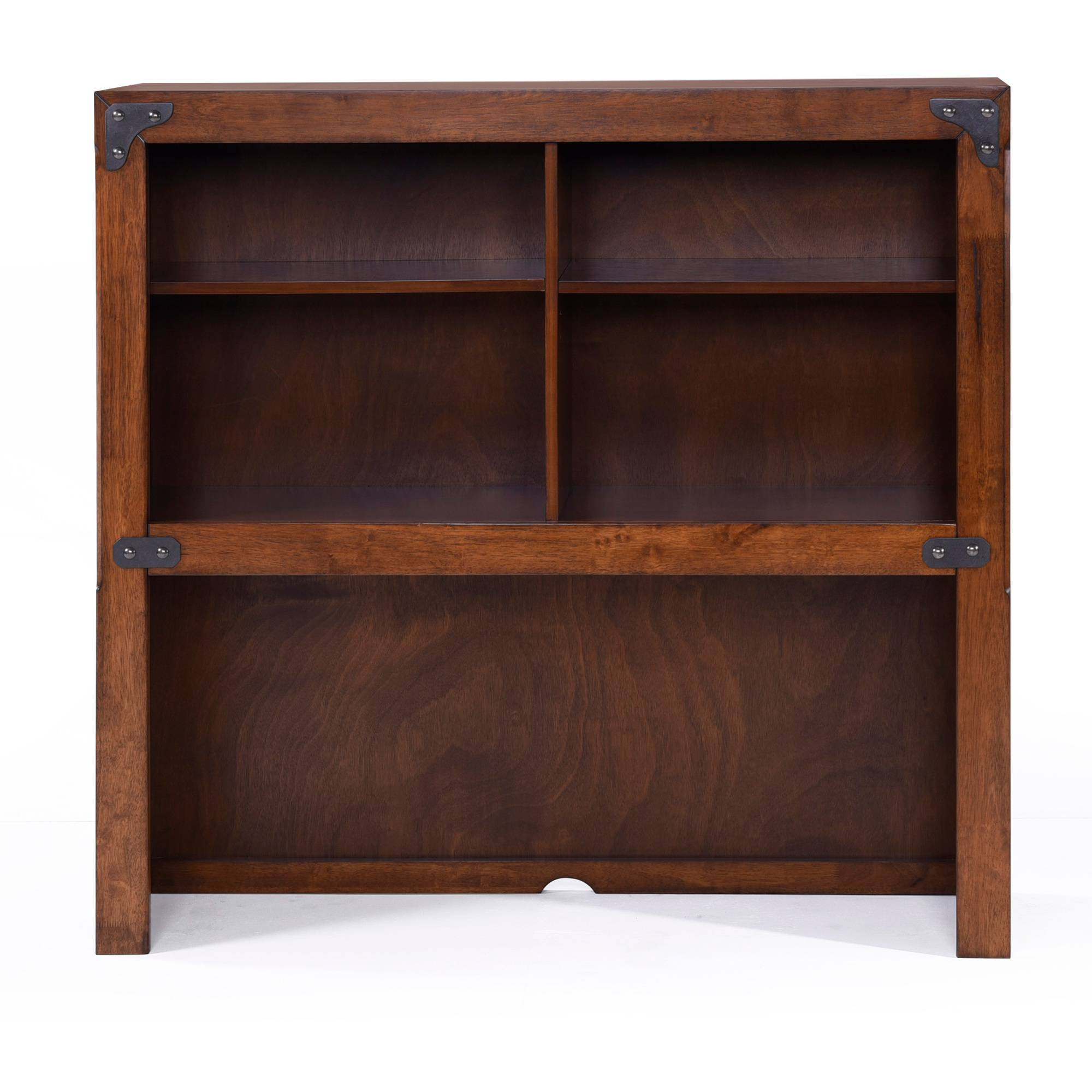 Better Homes and Gardens Kids Union Station Hutch, Rustic Cherry