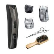 Remington Beard Boss Full Beard Grooming Kit, Grey, MB4045B