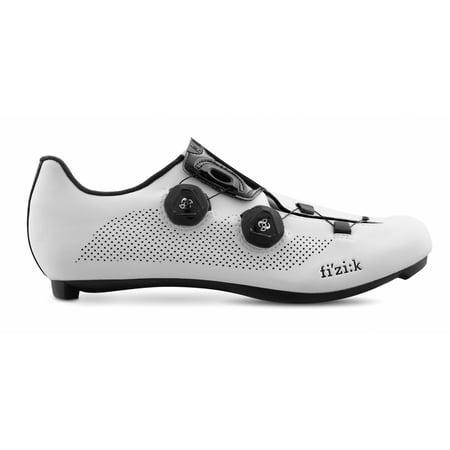 2018 Fizik R3 Road Cycling Bike Bicycle Shoes Aria White (Best Fizik Cycling Shoes)