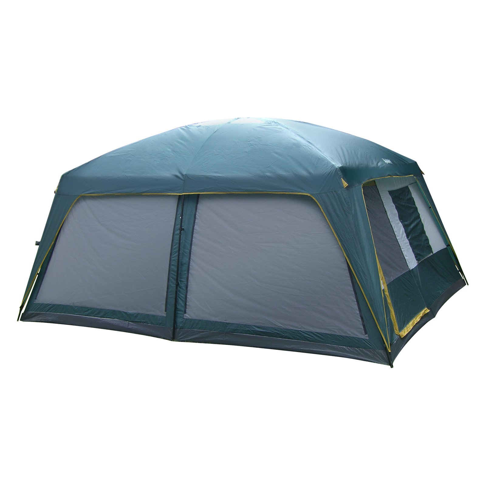 Click here to buy Gigatent Wildcat Mountain 8-Person Family Camping Tent by GigaTent.