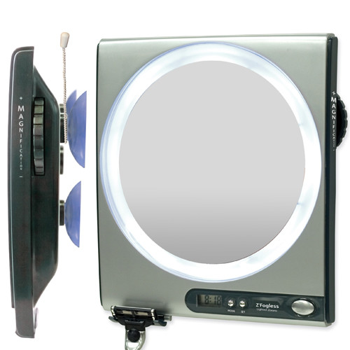 Zadro Z'Fogless Surround Light Shaving Mirror