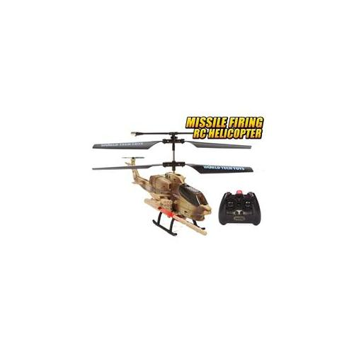World Tech Toys 35817 Gyro Aerial Attack 3. 5CH Electric RTF RC Helicopter