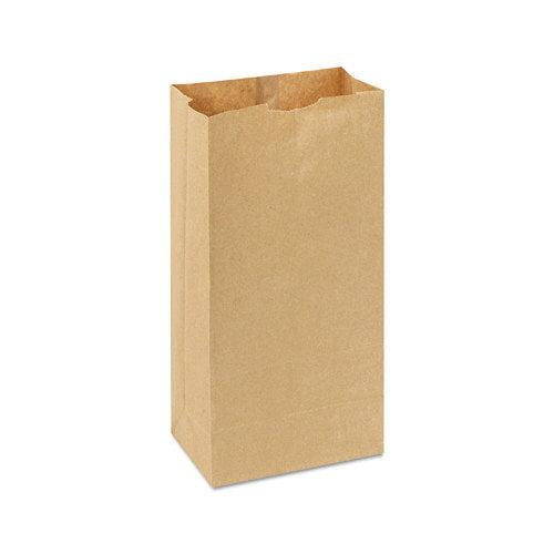 General 12 Kraft Paper Bag in Brown with 500 Per Bundle