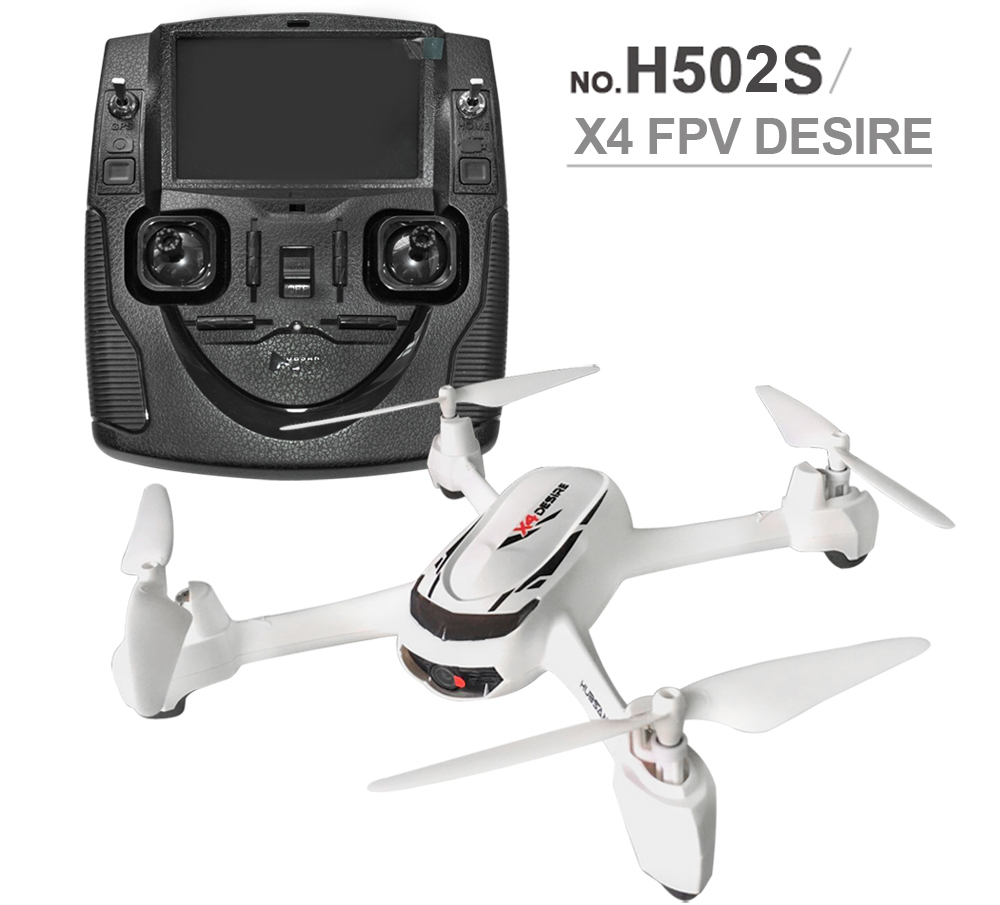 Hubsan H502S 5.8G FPV 720P HD Camera Drone RC Quadcopter with GPS Follow Me CF Mode by