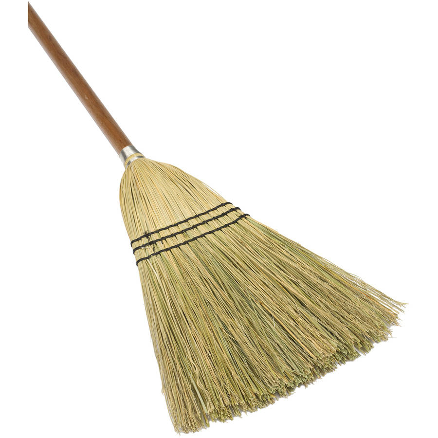 "Harper 42"" Economy Kitchen Corn Broom"