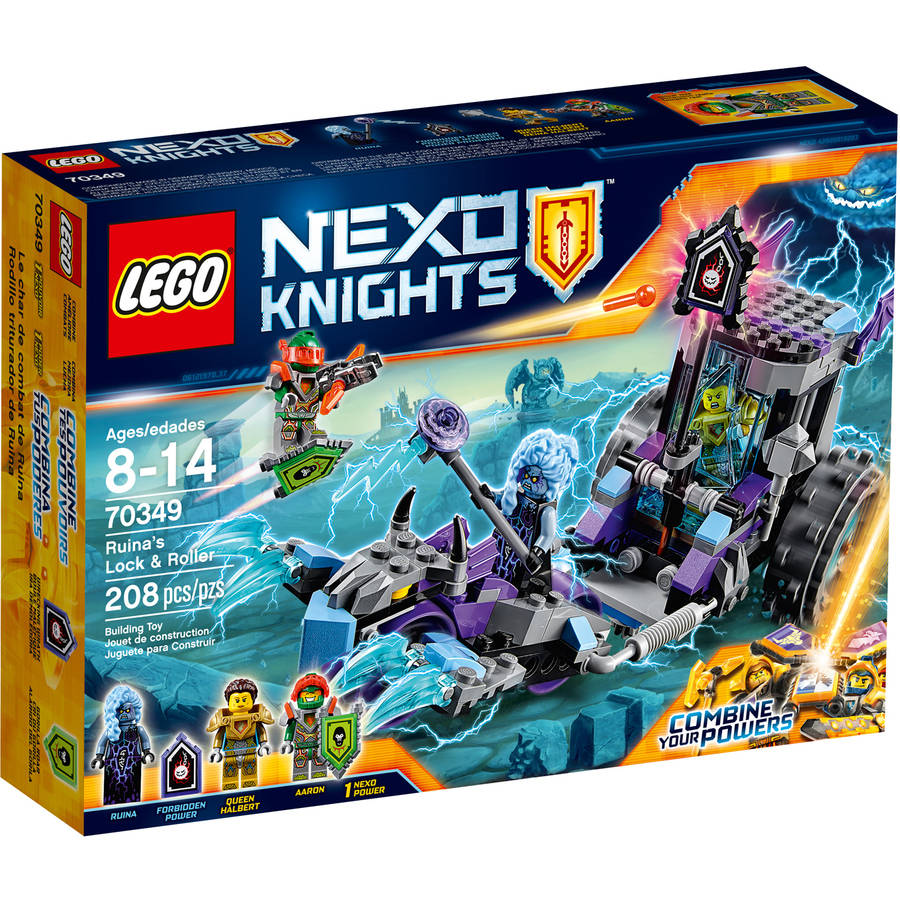 LEGO Nexo Knights Ruina's Lock and Roller 70349