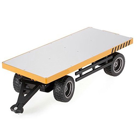Remote Control Forklift - Top Race Truck Carrier Slab Attachment for TR-216 Remote Control RC Forklift, Heavy Metal Carries more than 26 Lbs (TR-217)