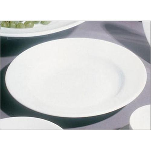 Luncheon Plate in White - Set of 6