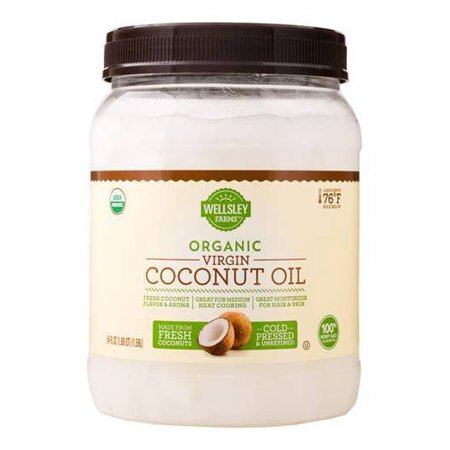 Product of Wellsley Farms Organic Virgin Coconut Oil, 54 oz. [Biz (Virgin Coconut Oil Brands In The Philippines)