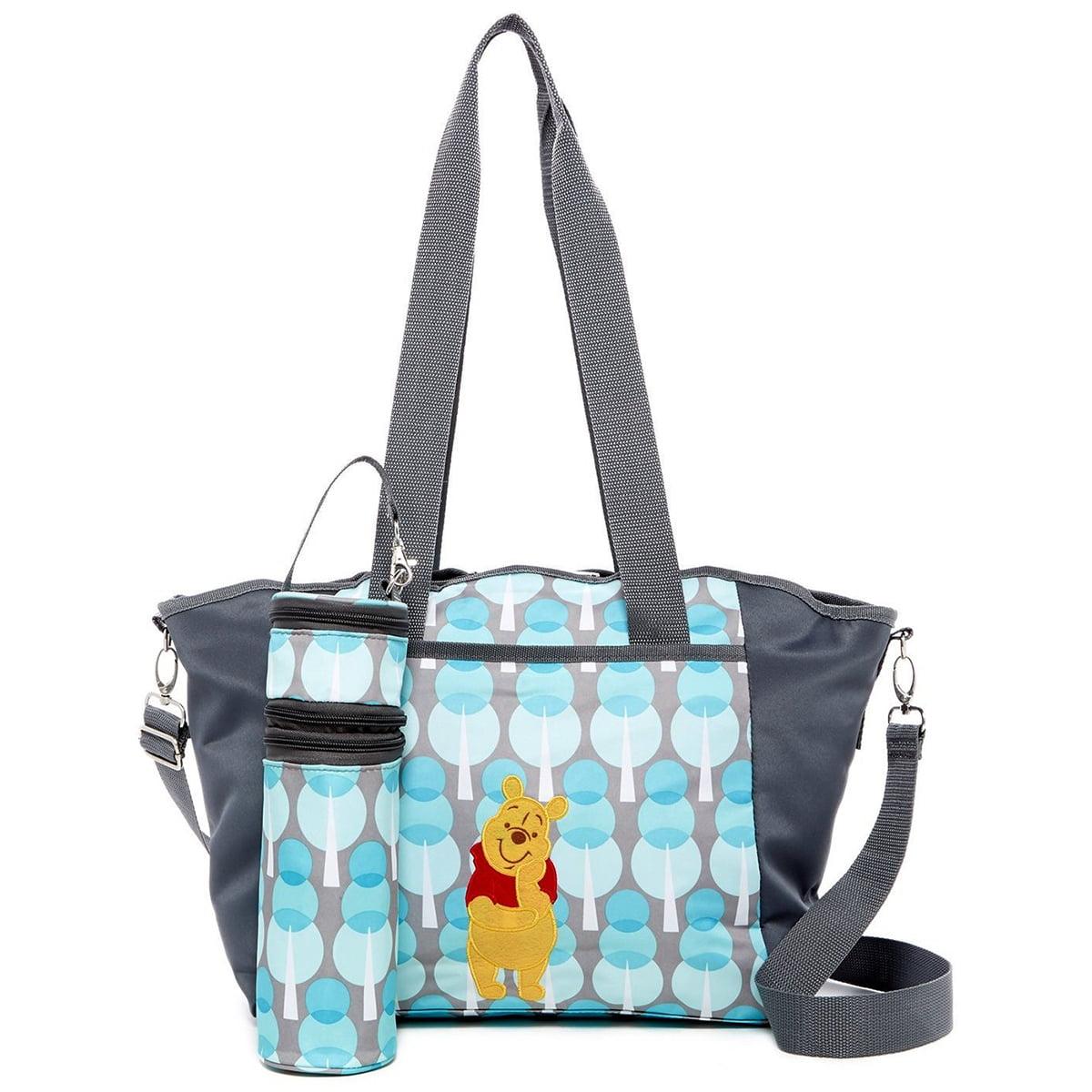 Disney Baby Diaper Tote Bag Portable Travel Organizer Changing Pad ...