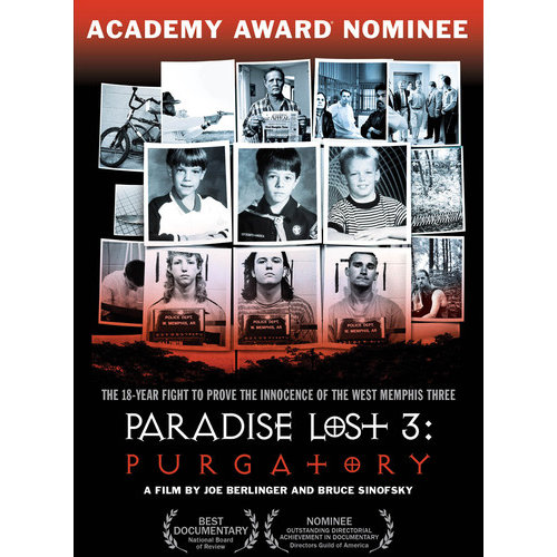 Paradise Lost 3: Purgatory (Full Frame)