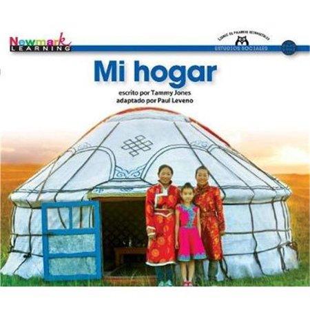 Newmark Learning NL1711 -tudes sociales - Mi Hogar - Chez moi - image 1 de 1