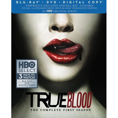 True Blood: The Complete First Season (Blu-ray + DVD + Digital Copy) - True Blood Halloween Party 2017